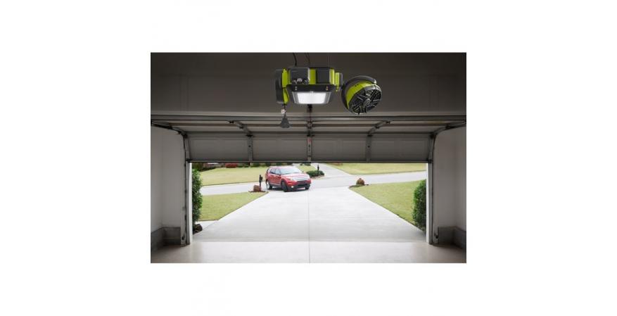 Ryobi Garage Door Opener with New Smart Unit