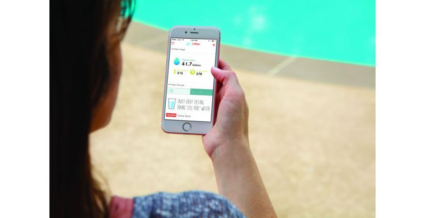 StillPure iPhone App