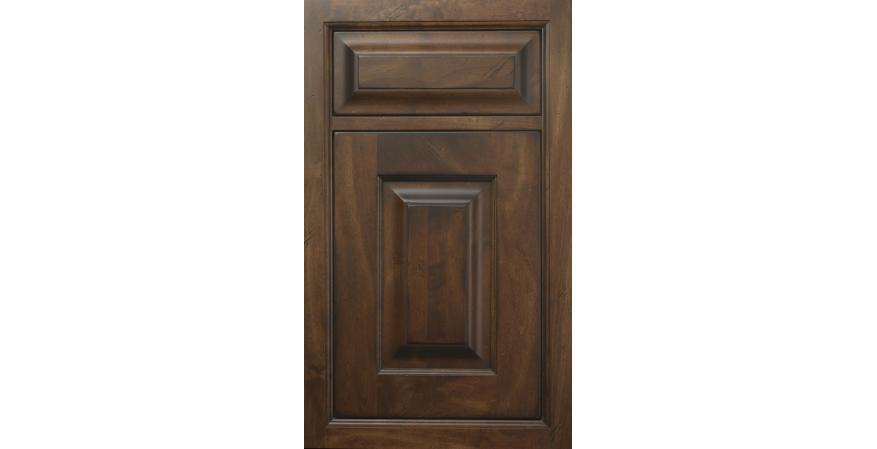 Wood-Mode Alexandria cabinet