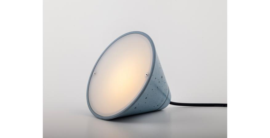 Bullet Lighting Collection, in blue
