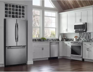 Samsung Counter Depth Refrigerator Kitchen