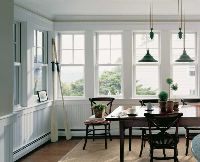Andersen Sliver Line Windows