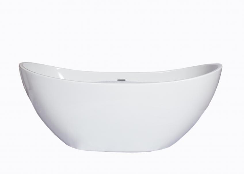 Ava bathtub from Mansfield Plumbing
