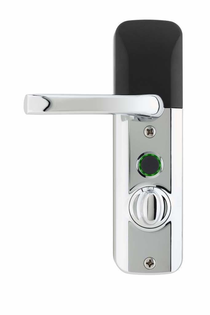 Mighton Products Avia smart lock silo 1