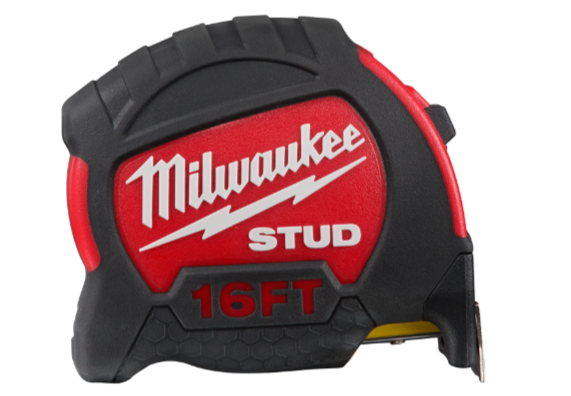 Milwaukee Tool Stud Tape measure