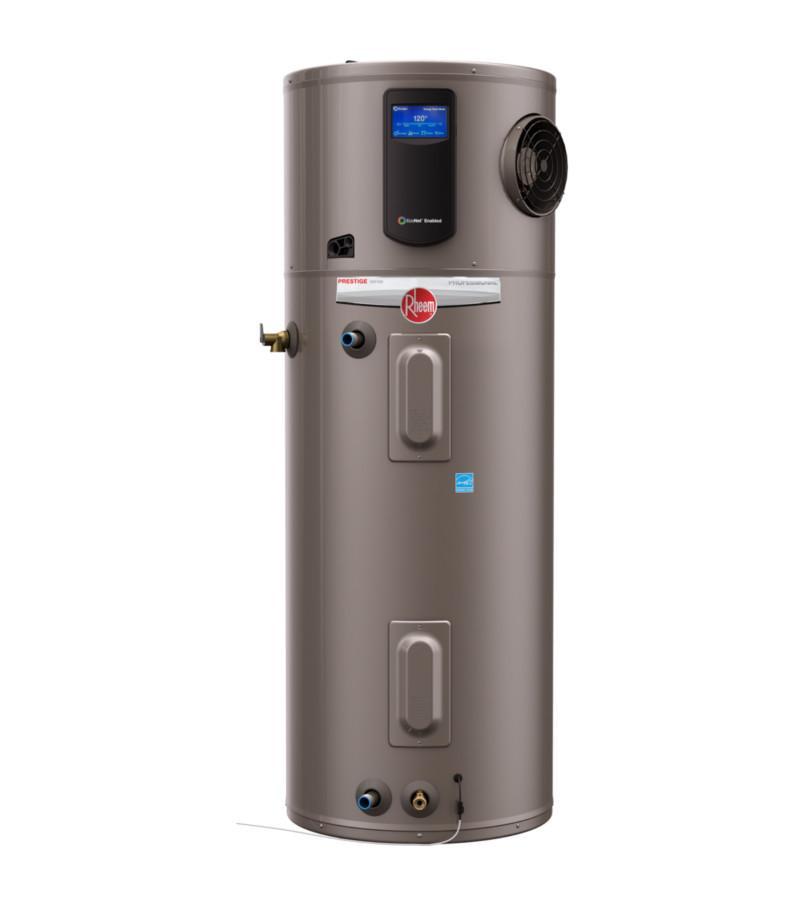 Rheem prestige series water heater