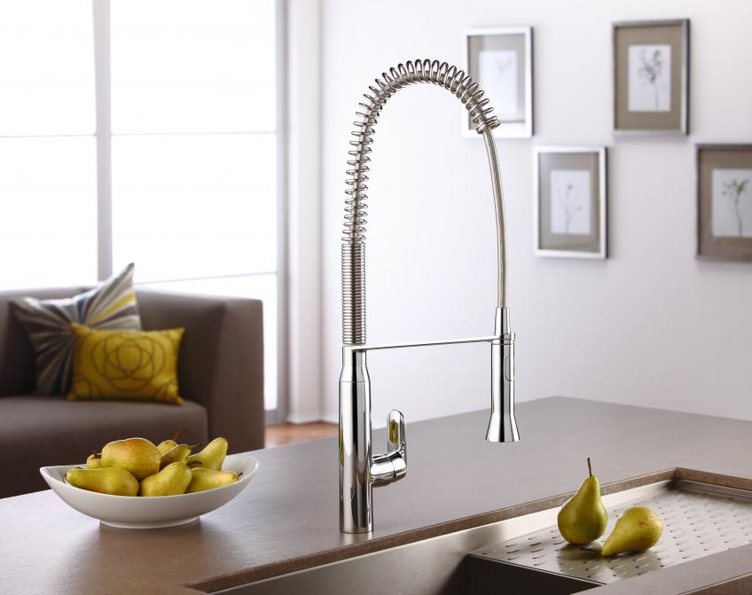 Grohe K7 kitchen faucet