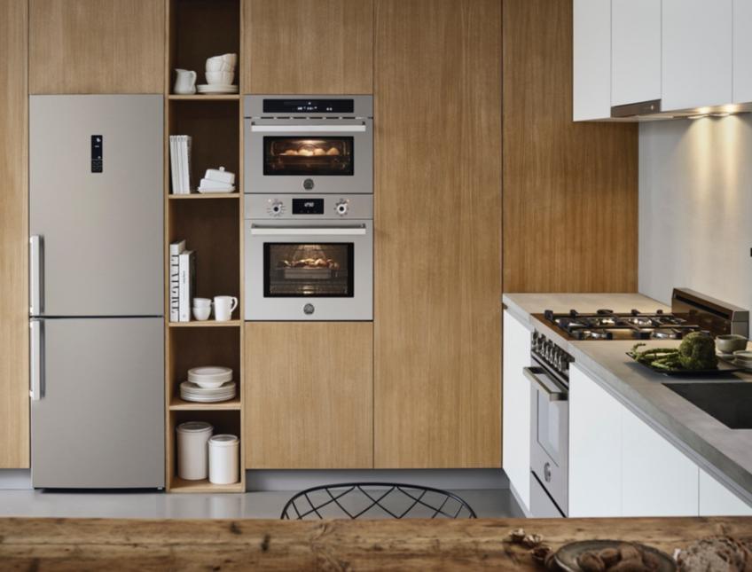 Bertazzoni Condo Apartment Appliance suite