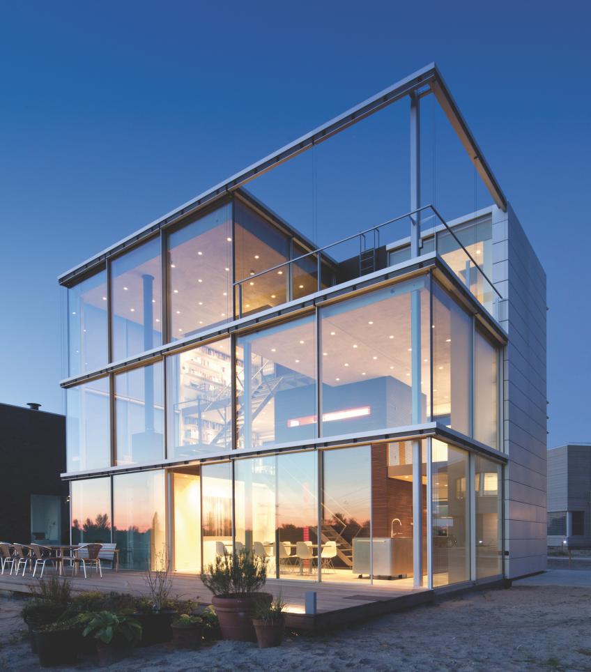 Keller AG Thin frame windows
