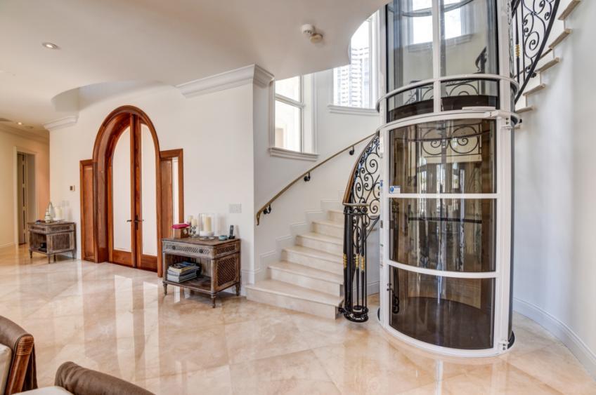 PVE Residential Elevator Design Solutions For Older Homes on glass elevators for homes, mini elevators for homes, residential vacuum elevator for homes,