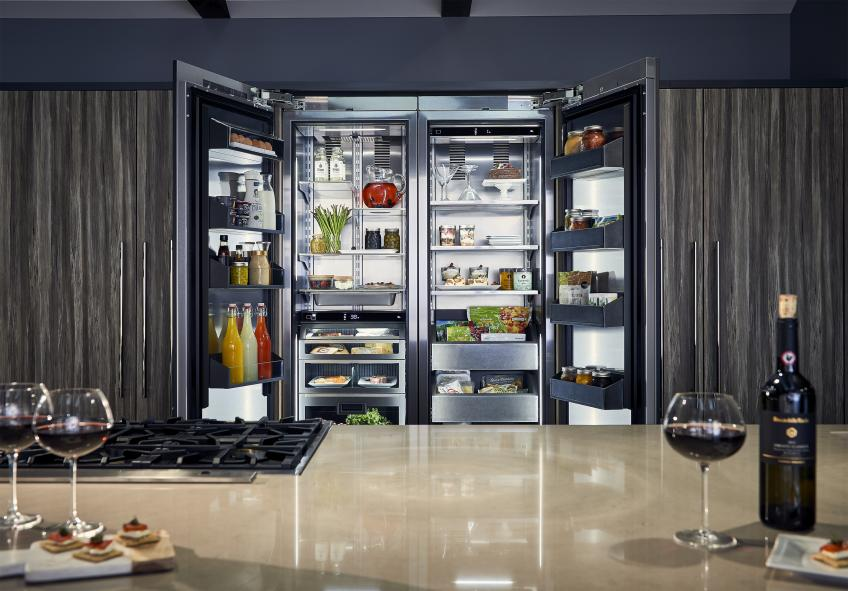 Perlick's new refrigerator will debut at IBS
