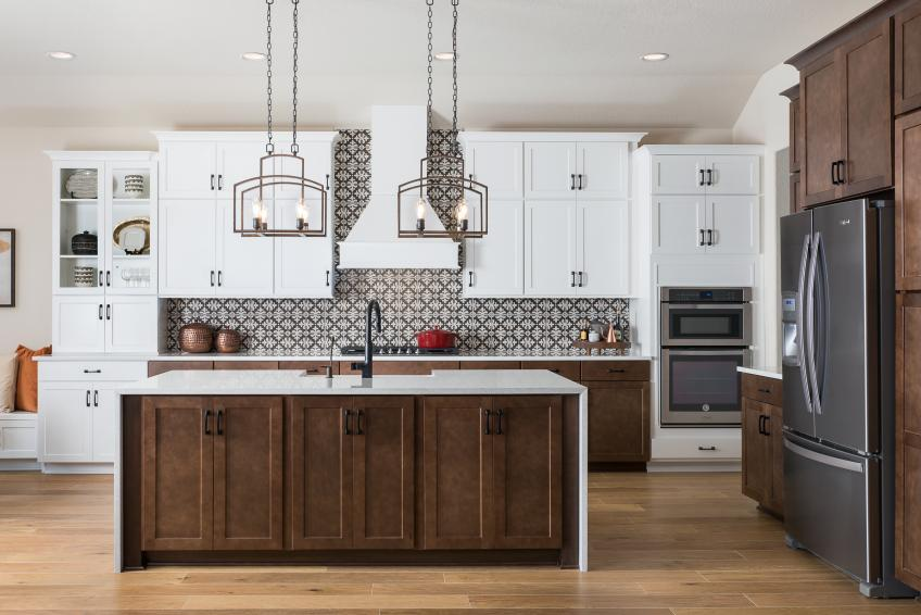 Ashton Woods kitchen design