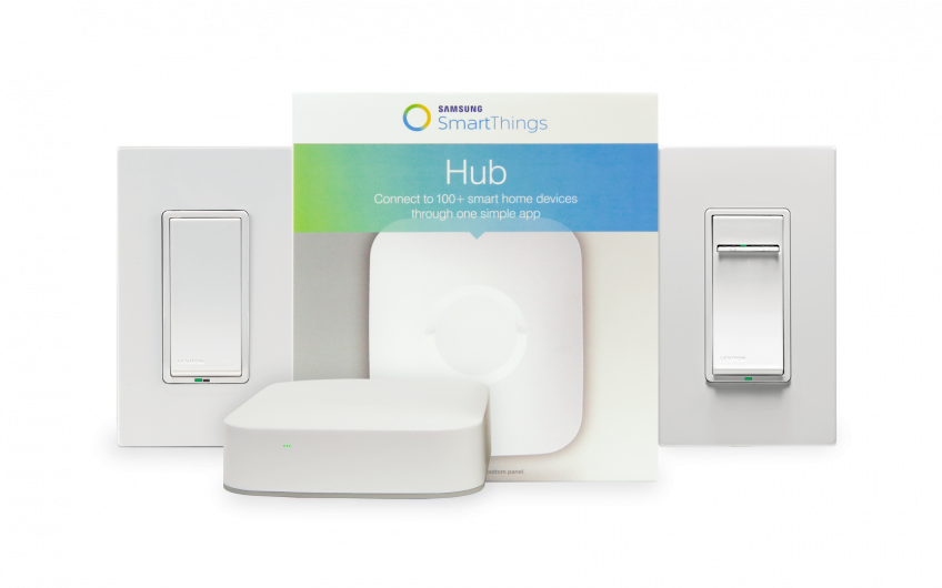 Samsung, Leviton Announce Affordable Whole-House Automation