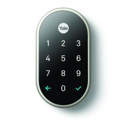 Yale Assure smart lock with nest capability
