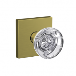 Schlage custom door hardware