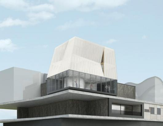 Professors at the Swiss institution ETH Zurich revealed plans to build a three-story digitally fabricated (DFAB) house at their campus in Dubendorf.