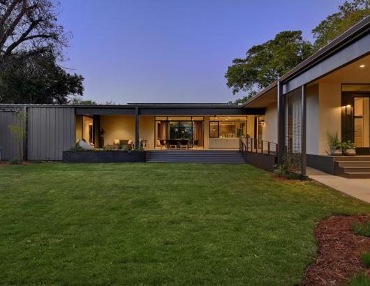 Laura Britt Design home