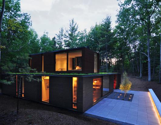 Marvin Windows Architects Challenge 2018 Pleated House