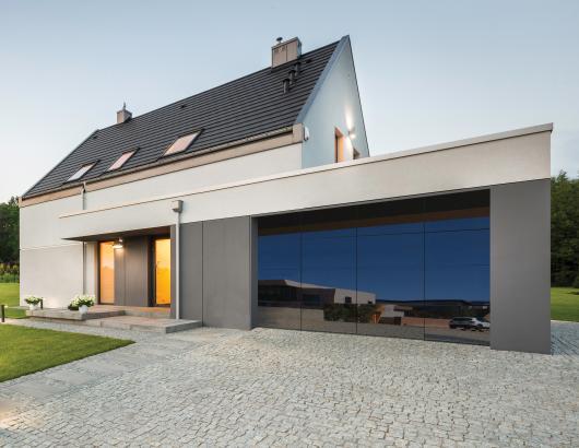 Overhead Door envy garage door