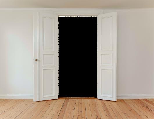 Wooden Interior Door Photo: Pixabay