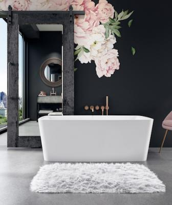 BainUltra Vibe Soaking Tub for small spaces