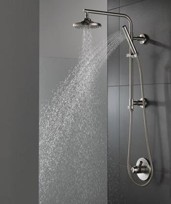 Delta emerge shower column
