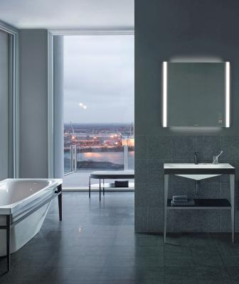 Duravit Sieger Design Viu With XViu Bath collection Washbasin