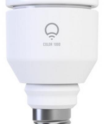 Smart bulb maker LiFi Labs has introduced a new smart bulb that allows homeowners to use a mobile device to choose from millions of colors and select one to create a personalized environment.