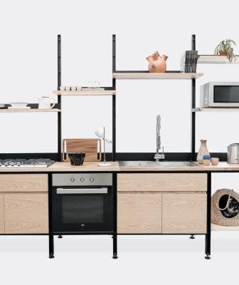 LCMX modular kitchen