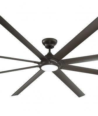 Modern Fans Bronze Hydra Fan