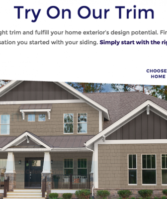 Royal Building Products has launched a new online design tool that provides professionals (and homeowners) with ideas and inspiration for choosing the right trim option based on the style of their home.