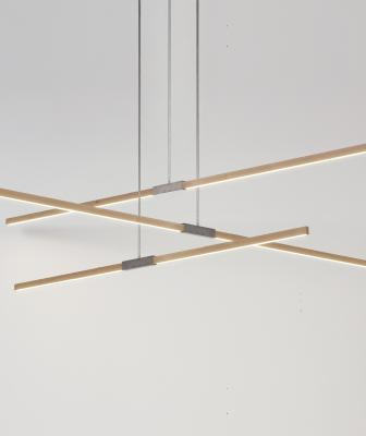 Stickbulb blends the simplicity of wood beams and the versatility of LEDs into a sleek, highly customizable lighting system.