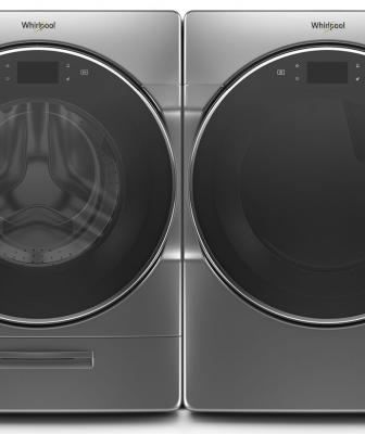 Whirlpool Smart Front Load washer dryer