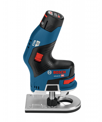 Bosch Max edge router