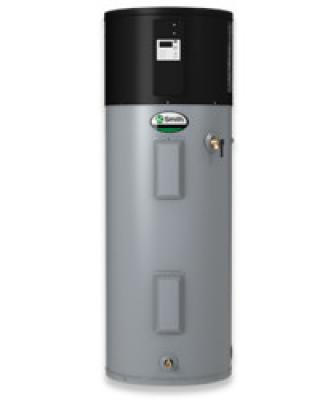 The next generation of energy-efficient Voltex hybrid electric heat pump water heaters line will save consumers $437 a year or more compared with standard electric water heaters, the company says. The 50-, 66-, and 80-gallon units are Energy Star-qualified, dual-voltage (capable at both 208 and 240 VAC), and operate at 51 decibels. The 50-gallon unit has an energy factor of 3.24 and a first- hour rating of 70; the 66-gallon: 3.17 and 80, respectively; and the 80-gallon: 3.06 and 95.