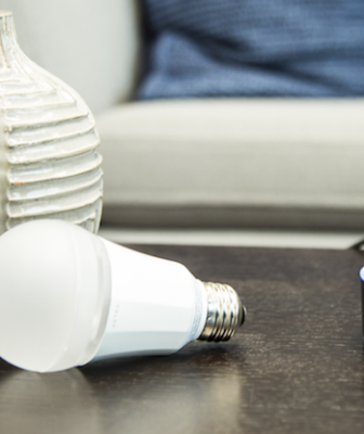 Ketra LED light bulb and Amazon Alexa
