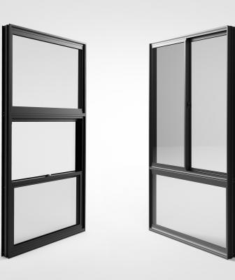 Sliding and folding glass door products manufacturer Western Window Systems has introduced new single-hung and sliding windows with a design pressure rating tested for commercial projects and modern custom homes.