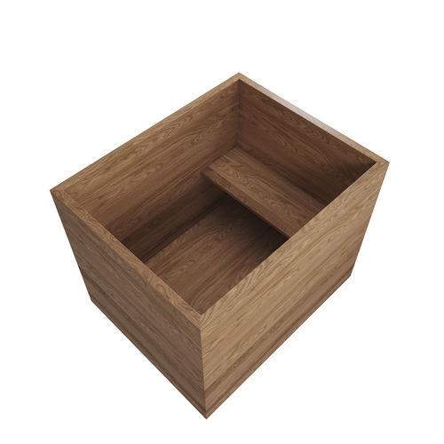1 Michor Modern Wooden Bathtubs