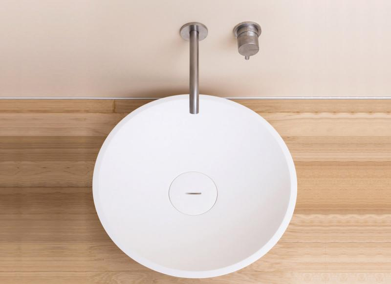 cocoon basin corian rifra clou white