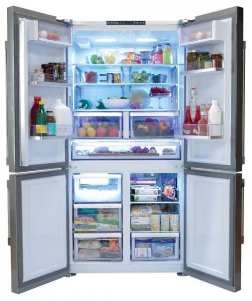 Beko french door refrigeration