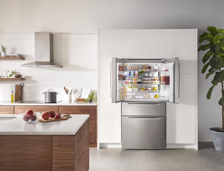Bosch appliances french door refrigerator