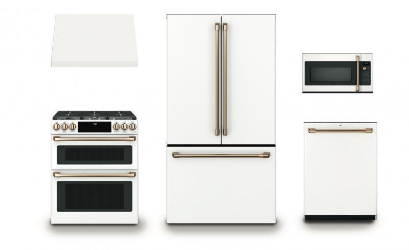 Cafe appliance suite