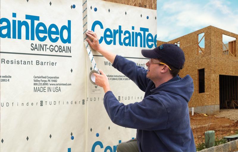 1 Certainteed CertaWrap Installation