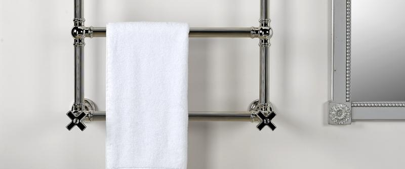 1 THG Towel Warmers traditionnel cannele ambiance