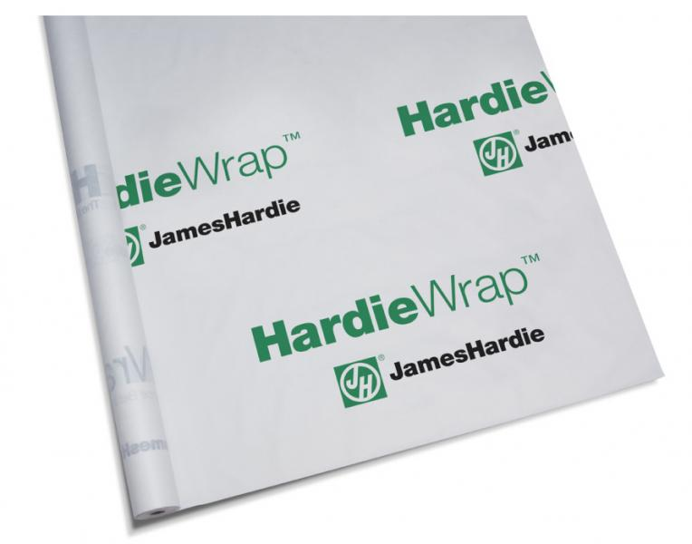 7 James Hardie Hardi Wrap