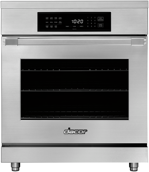 8 Dacor- Heritage HIPR30S 30 Inch Induction Range