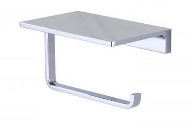 Dezi Home Harmoni Paper holder with metal shelf