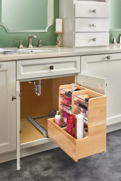 1 Rev A Shelf L Shaped organizer