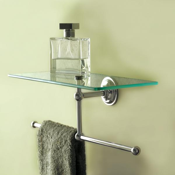 4 Ginger London Terrace collection towel rack