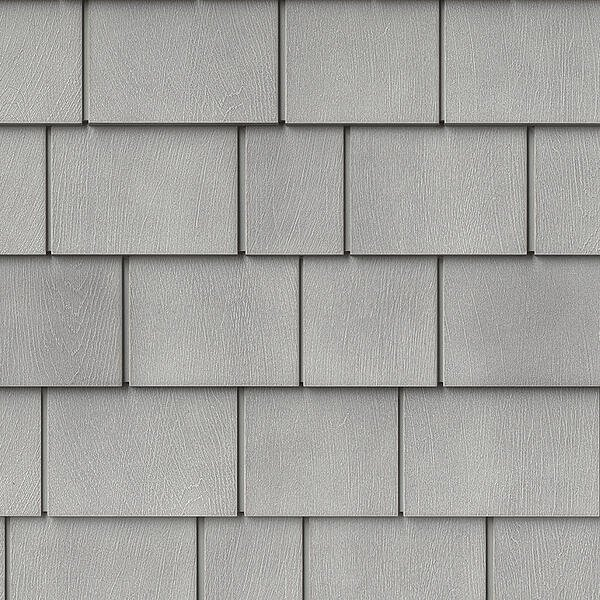 Derby Building Products beach house shake atlantica exterior siding close up